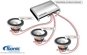 wiring diagram sub wire diagram easy simple detail routing free