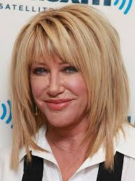 suzanne somers haircut how to cut 18 best medium length hairstyles for every age suzanne somers