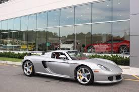 porsche cayman 2015 silver stunning silver porsche carrera gt for sale gtspirit