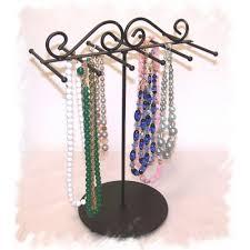 necklace storage display images 48 necklaces holder diy necklace holder for fun ways hanging gif