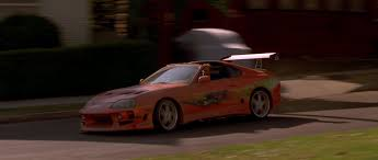 toyota supra side view image supra mk iv side view jpg the fast and the furious