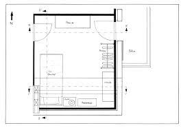 plan d une chambre cuisine naturelle