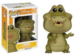 pop disney princess frog louis funko