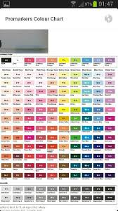 21 best promarkers images on pinterest drawing colors and color