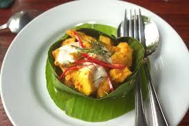 cuisine khmer cambodian fish amok cambodia tourism