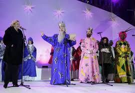 fotos reyes magos cabalgata madrid los reyes magos de carmena aprovechan la cabalgata para dar doctrina