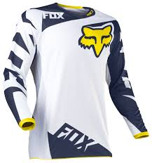 fox motocross jerseys fox racing 180 race se jersey cycle gear