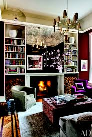 Old Hollywood Home Decor by Jessica Chastain House Tour
