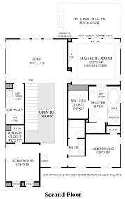 Historic Italianate Floor Plans Terraces At Baker Ranch The Cimarron Ca Home Design