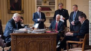 Russian Cabinet Trump U0027s Administration Departures In A Photo Cnn Video