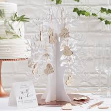 alternative guest book wooden wishing tree wedding guest book alternative guest books
