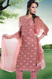 light pink white combination indian comunity desi firoks