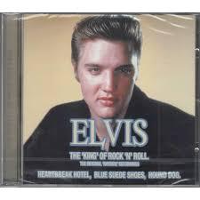 elvis the king of rock n roll original hayride recordings by