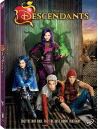 christmas list dvd don t forget disney s descendants on dvd this christmas home