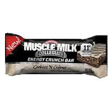 muscle milk light bars cookies and cream muscle milk oatmeal raisin cookies