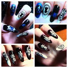 black butler nails nail art 2013 2014 namidataki