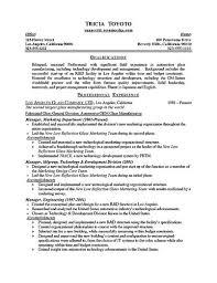 Resume With Color Bartender Resume Objective Berathen Com
