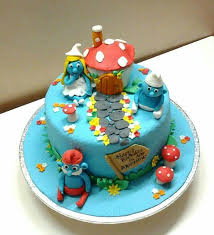 26 best stroumf images on pinterest cake character cakes and