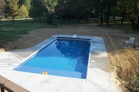 inground pools inground pool installation 618 544 7993