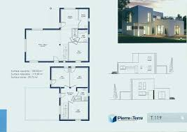 plan maison 120m2 4 chambres plan maison 120m2 4 chambres unique plan de maison en l avec etage a