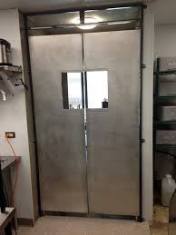 Kitchen Doors Design Lightweight Restaurant Kitchen Traffic Doors Restaurant Doors