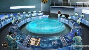 hunger games control room by rahll throw me to the wolves and