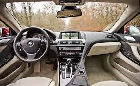 bmw 6 series interior 2017 bmw 6 series release date review price pictures