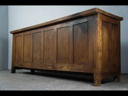 century pine shop counter kitchen island