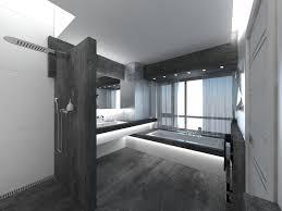 Classy 20 Concrete Tile Bathroom by Best 25 Grey Minimalist Bathrooms Ideas On Pinterest Modern