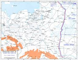 Map Of Central Italy by Maps Of The Great War
