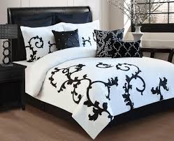 Black And White Paisley Comforter Bedding Black And White Paisley Bedding Black White Bedding