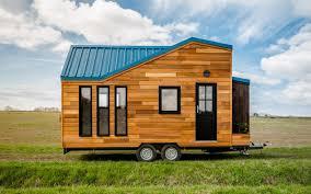 Mobile House Baluchon U0027s Essen U0027ciel Is A French Tiny House On Wheels Insidehook
