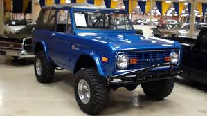 bronco trophy truck 1977 ford bronco 4x4 302v8 james duff suspension awesome offroad