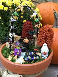 spooky miniature garden sparrow innovations
