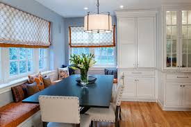 Design For Kitchen Banquettes Ideas Consider This A Kitchen Banquette On The Level