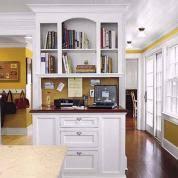 kitchen office ideas kitchen office design ideas this house