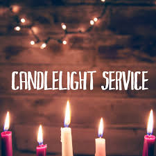 candlelight service foothill vineyard church