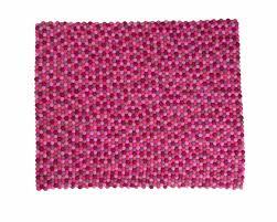 Beautiful Rugs by Felt Ball Rugs 25 Sale All Sizes U0026 Colors Sukhi
