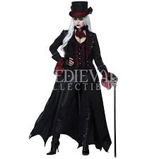 dressed to kill womens vampire costume cal 01478 by medieval