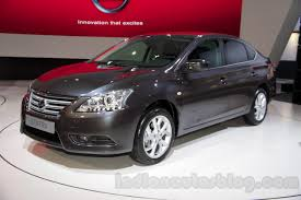 2016 Nissan Sentra Will Be Extensively Revised