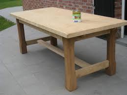 Relooker Une Table Test D U0027un Produit Blanchon Patines U0026 Couleurs