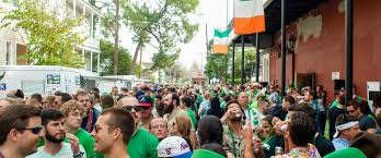 2018 irish channel st patrick u0027s day parade details and honorees