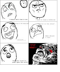Rage Girl Meme - made my first rage comic rage comics pinterest rage comics