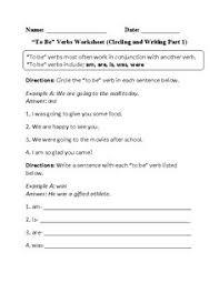 conjugating verbs verbs worksheet 2 worksheets grammar and
