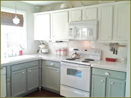 Painting Kitchen Cabinets Antique White Refinishing Kitchen Cabinets Antique White Home Design Ideas