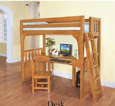 brilliant bunk bed loft with desk 25 awesome bunk beds with desks