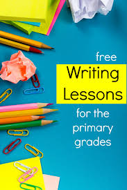 simple writing lessons for the primary grades the measured mom