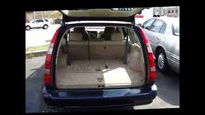 volvo station wagon interior 1999 volvo v70 wagon family autosales com for sale youtube
