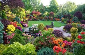 big garden ideas quiet corner