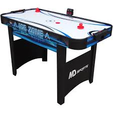 air hockey table walmart md sports 48 ice zone air powered hockey table walmart com